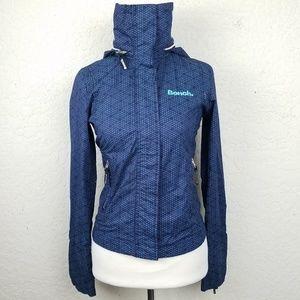 Bench Women jacket size XS EUC blue long sleeves t